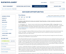 Freelance-Marketing-Sample-Raymond-James-Press-Release