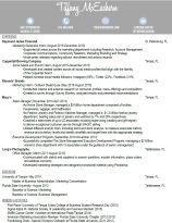 Freelance-Marketing-Sample-Resume-Design