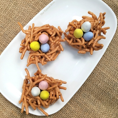 Butterscotch-nest-Easter-dessert-is-NO-bake-and-delicious. temecula blogs