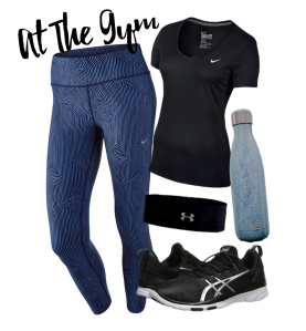 colors of the year gym