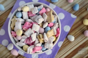 frugal momeh easter muddy buddies