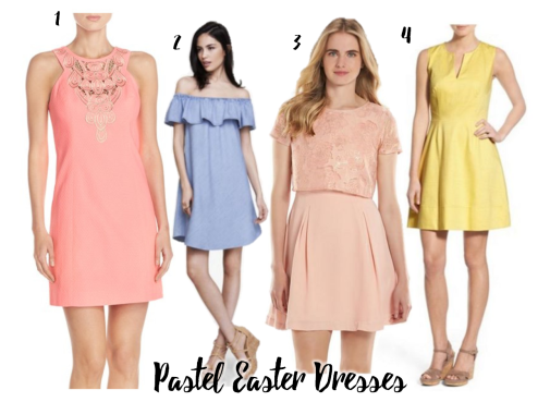 pastel easter dresses
