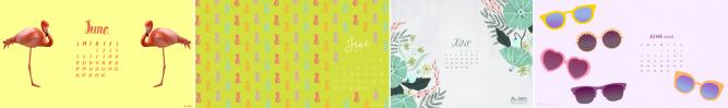 june wallpaper 2