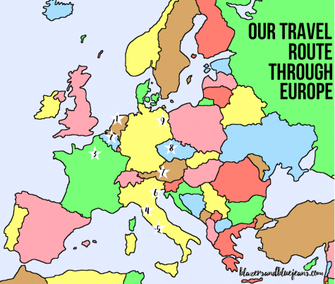 travel-europe-itinerary-route