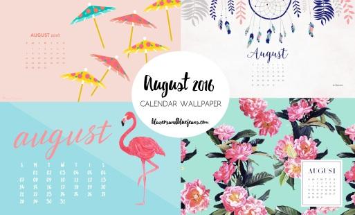 august calendar wallpaper blazers and blue jeans