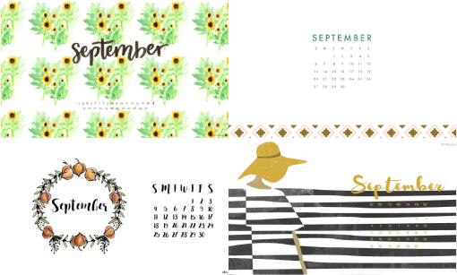September 2016 Desktop Wallpaper 2