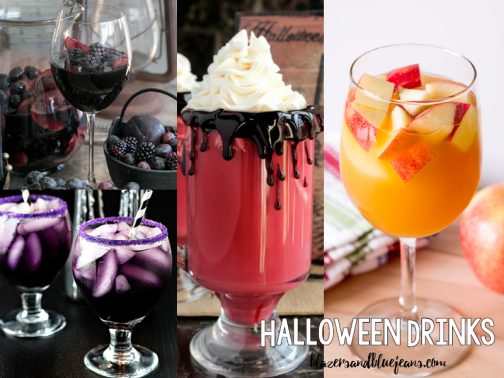 halloween party alcoholic drinks
