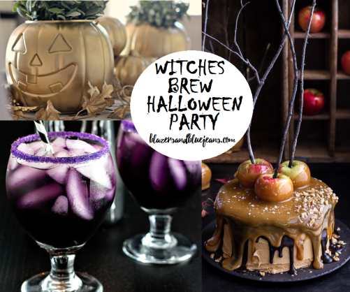 witches brew halloween party