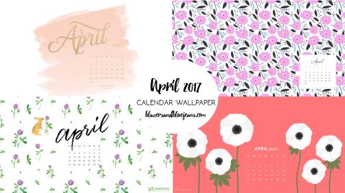 April 2017 Desktop Backgrounds