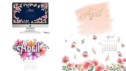 April 2017 Desktop Wallpapers