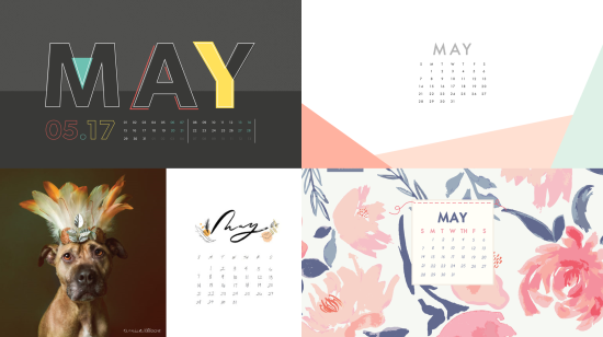 may 2017 calendar backgrounds 3