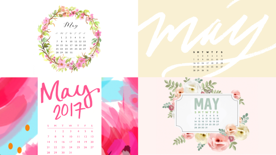 may 2017 calendar wallpapers 2