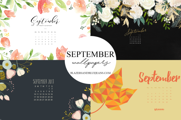 september 2017 calendar backgrounds