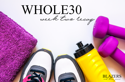 whole 30 diet week 2 recap