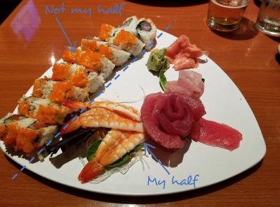 whole 30 sushi