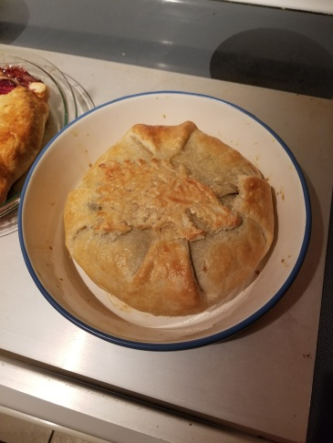 game of thrones baked brie