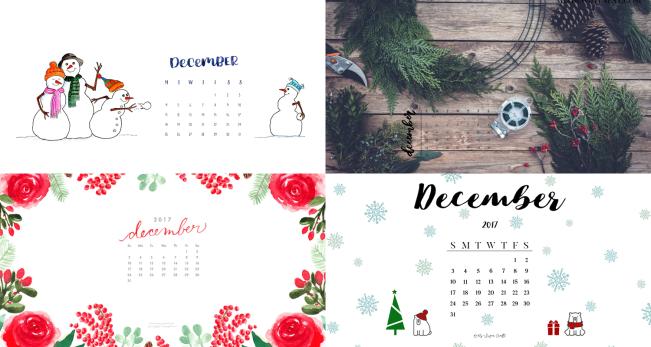 Calendar Wallpaper Ipad : December wallpapers blazers and blue jeans