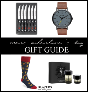 boyfriends valentines day gift guide