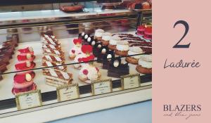 sweet spots in new york city_laduree_french macaron