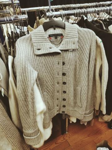 Goodwill Manhattan_Marc Jacobs Thrift Store Find