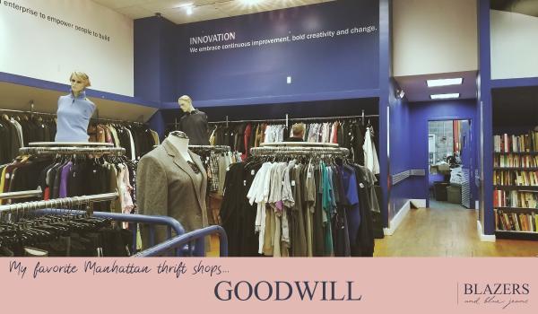 Goodwill Manhattan_best thrift stores