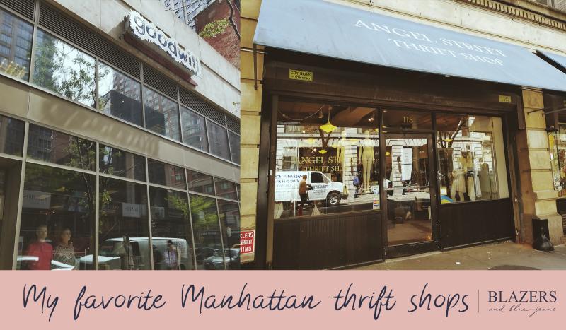 best thrift stores in manhattan